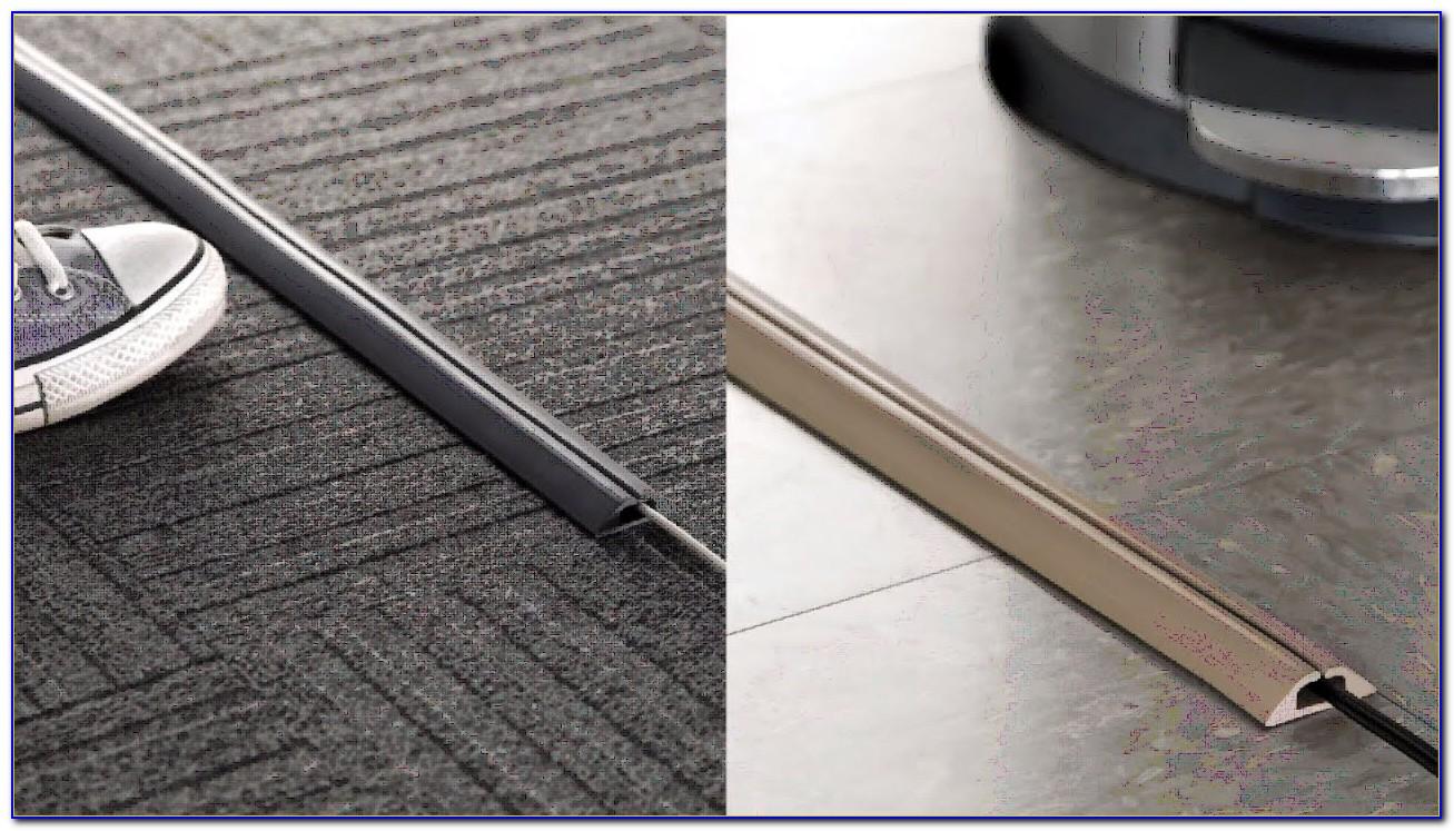 Ways To Hide Cords On Floor