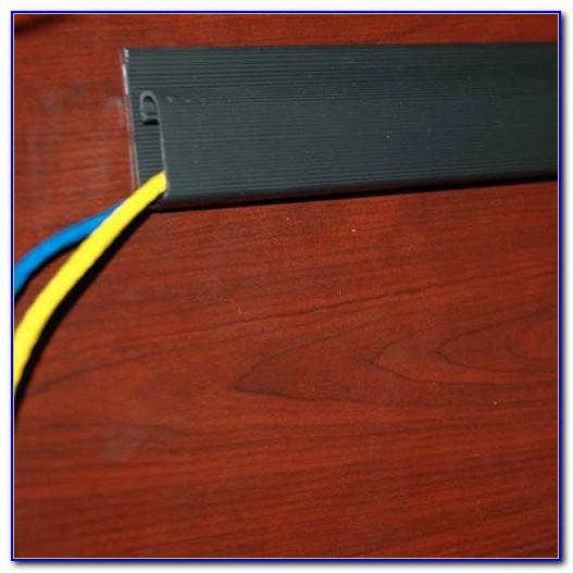 Ways To Hide Wires On The Floor