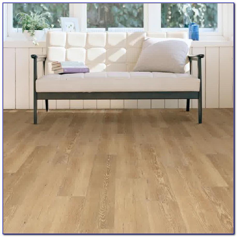 White Wood Plank Vinyl Flooring