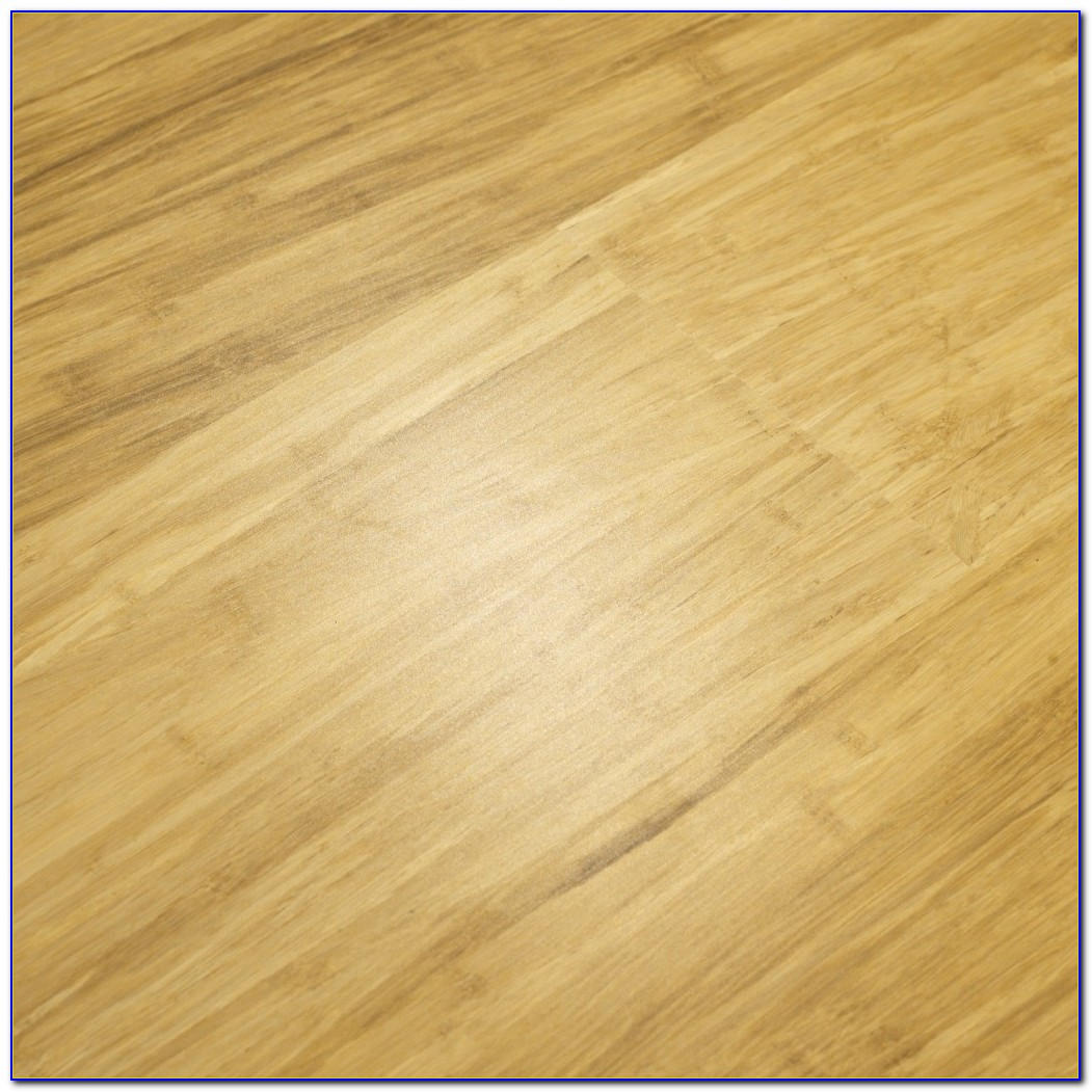 Wide Plank Distressed Bamboo Flooring