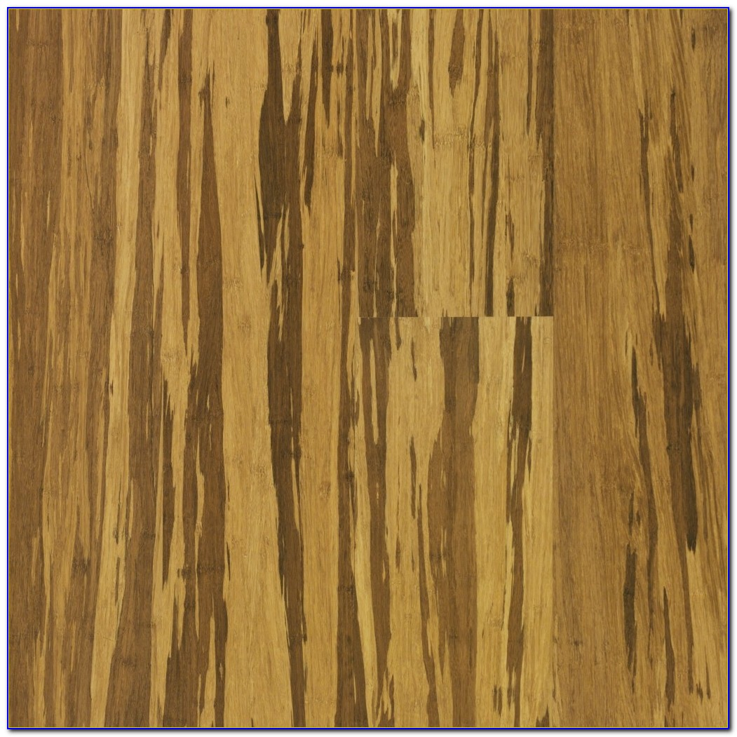 Wide Plank Engineered Bamboo Flooring