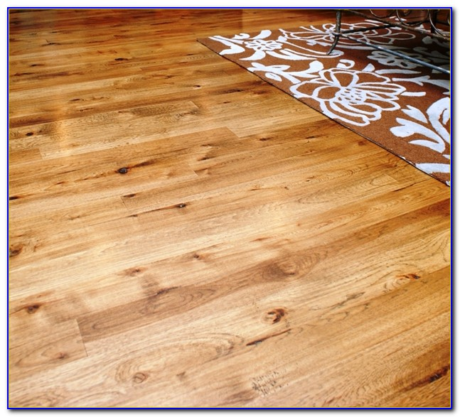 Wide Plank Hickory Flooring Canada