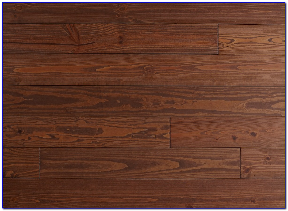 Wire Brushed Hardwood Flooring Hard To Clean