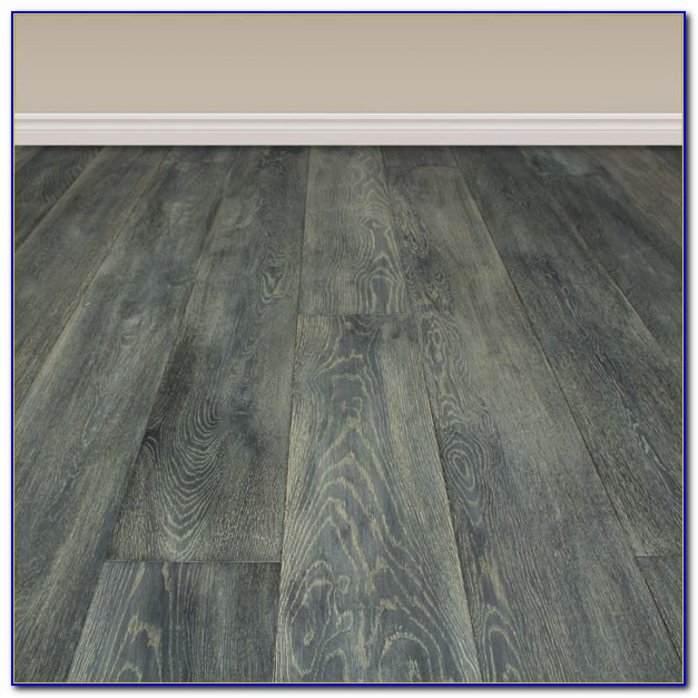 Wire Brushed Oiled Hardwood Flooring