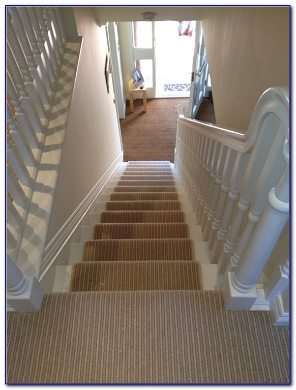 Wood Flooring For Stairs And Landing