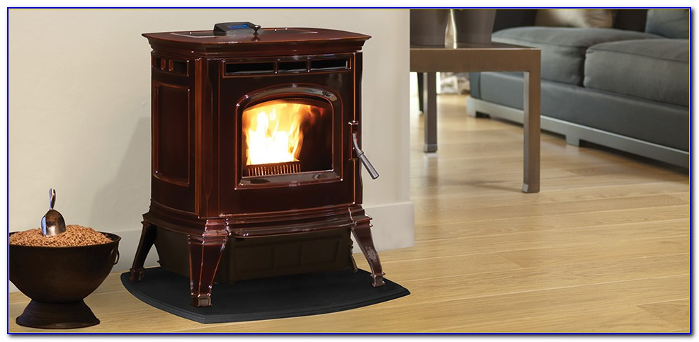 Wood Stove Hearth Protection