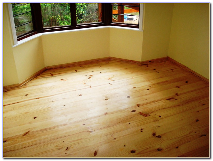 Yellow Pine Tongue And Groove Flooring
