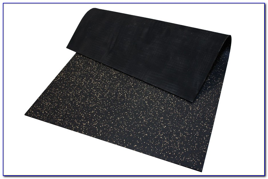 4x8 Rubber Floor Mats