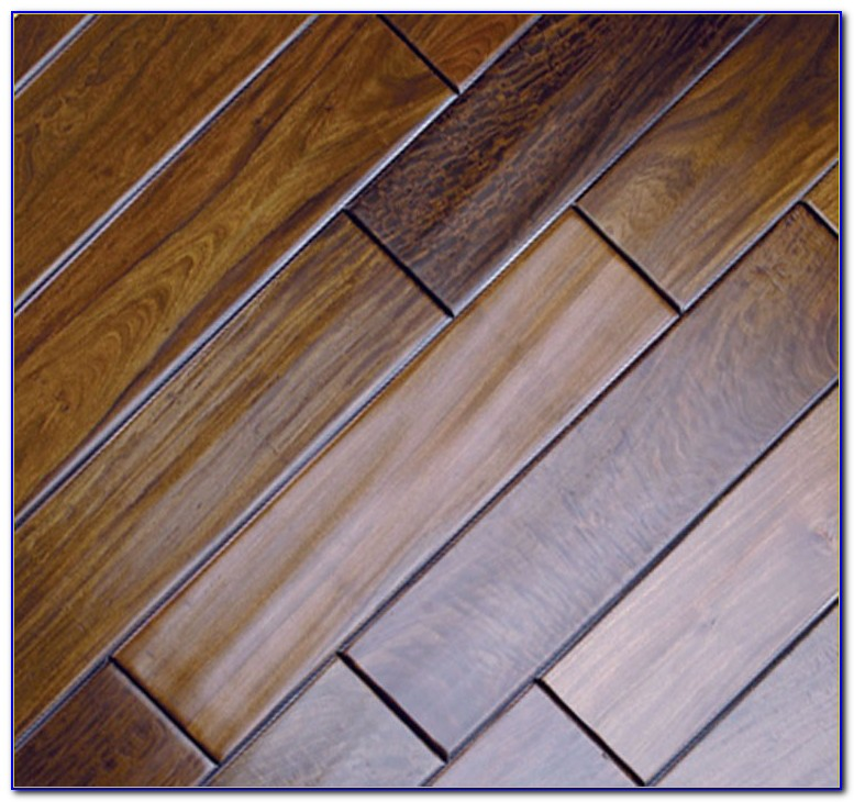 Acacia Hand Scraped Engineered Hardwood Flooring