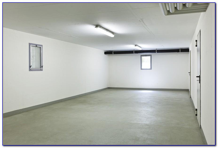 Acid Etch Garage Floor