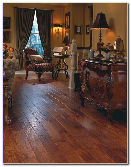 Anderson Engineered Wood Flooring Installation