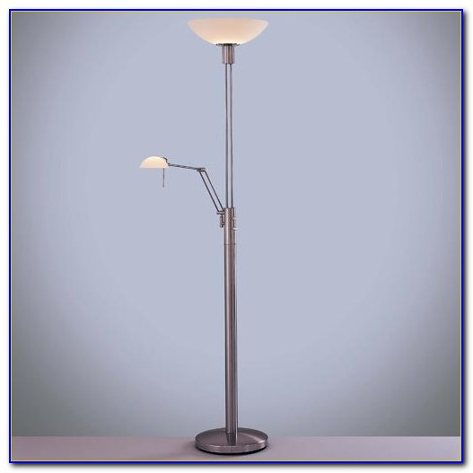 Arc Floor Lamp With Dimmer Switch