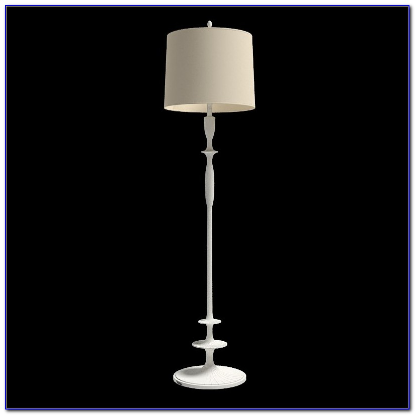Barbara Barry Simple Floor Lamp