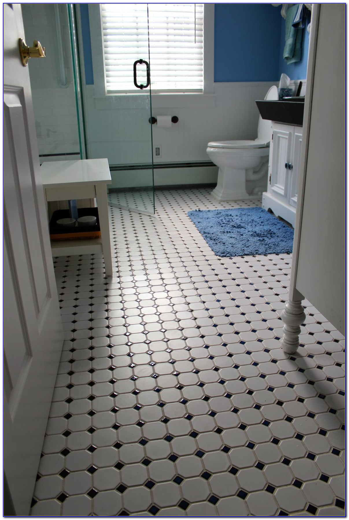 Bathroom Tile Floor Design