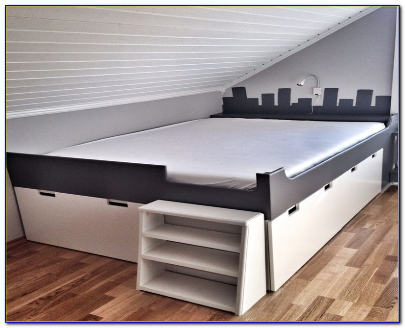 Bedroom Seating With Storage
