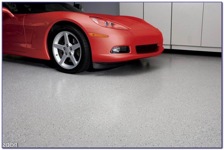 Behr Garage Floor Epoxy Kit