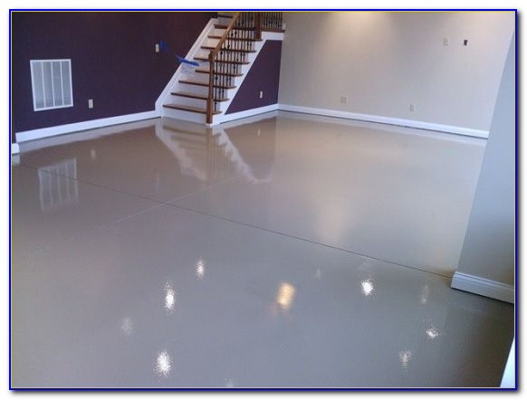 Best Basement Floor Waterproofing Paint