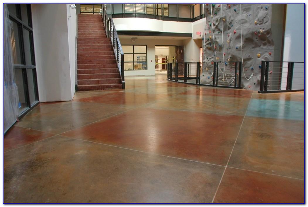 Best Concrete Stain For Interior Floors