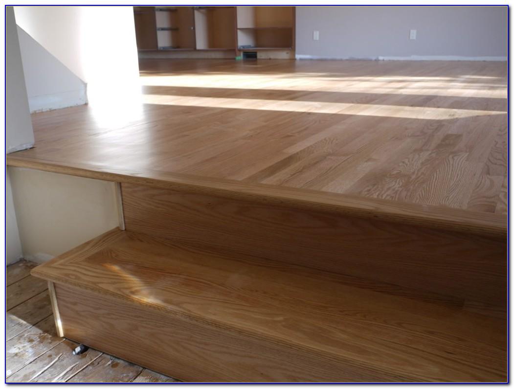 Best Water Based Hardwood Floor Finish