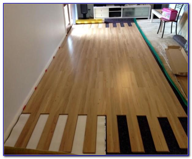 Best Wood Floor Underlayment Over Concrete