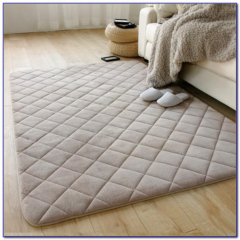 Black Traditional Japanese Floor Futon Mattresses