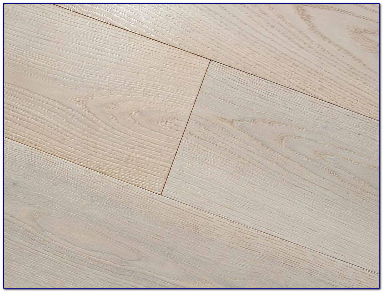 Bleached Engineered Wood Flooring