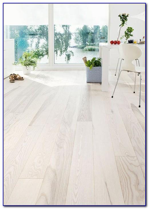 Bleached Oak Engineered Flooring