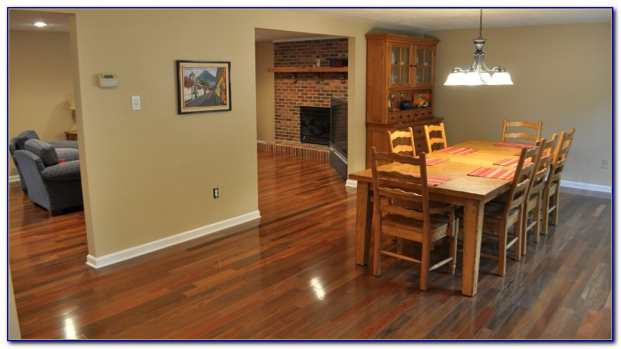 Brazilian Walnut Engineered Wood Flooring