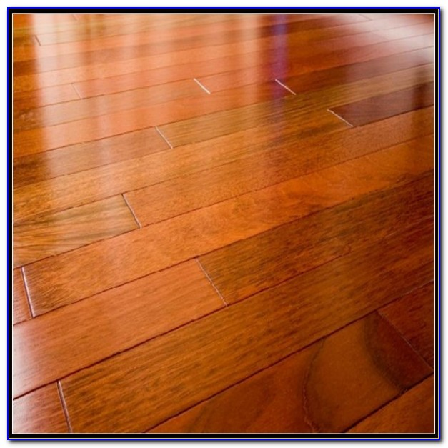Bruce Brazilian Cherry Engineered Hardwood Flooring