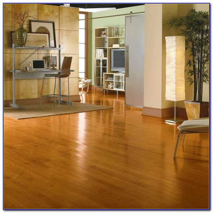 Bruce Cinnamon Maple Hardwood Flooring