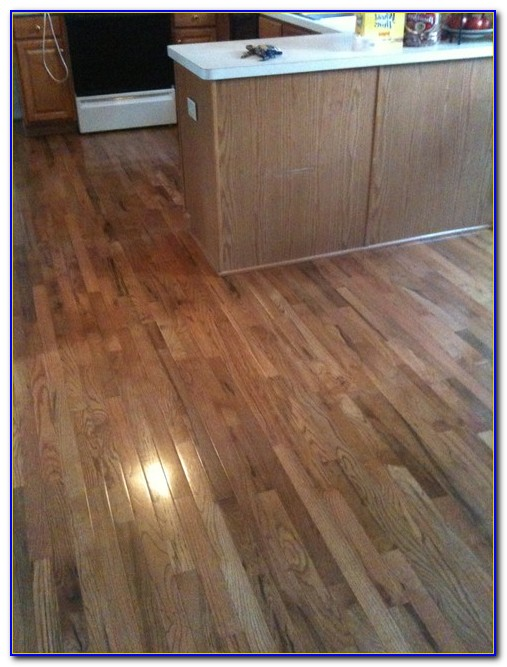 Bruce Hardwood Floors Gunstock Cb211