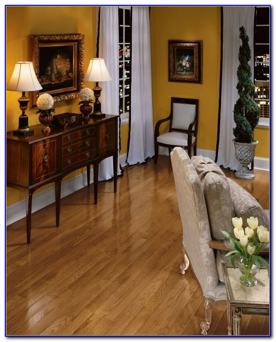 Bruce Hardwood Floors Solid Oak Gunstock