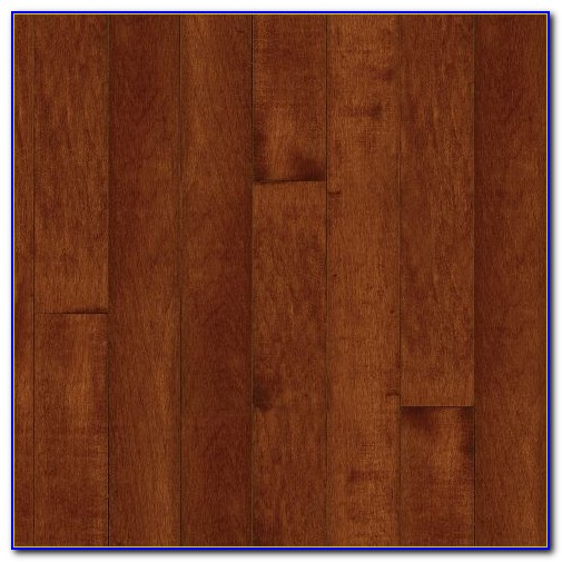 Bruce Maple Cappuccino Hardwood Flooring