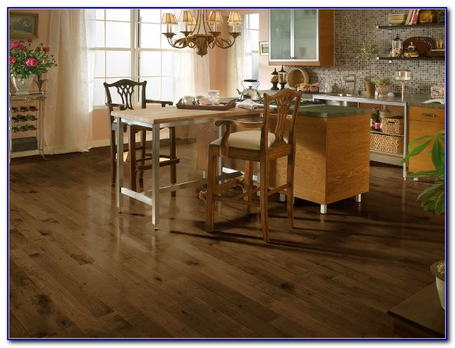 Bruce Maple Caramel Hardwood Flooring
