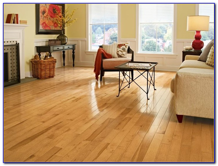 Bruce Solid Maple Hardwood Flooring