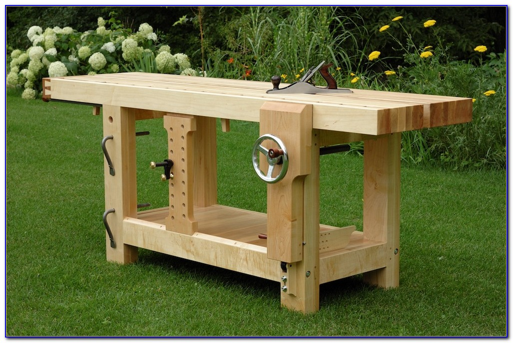 Building A Workbench Out Of 2x4