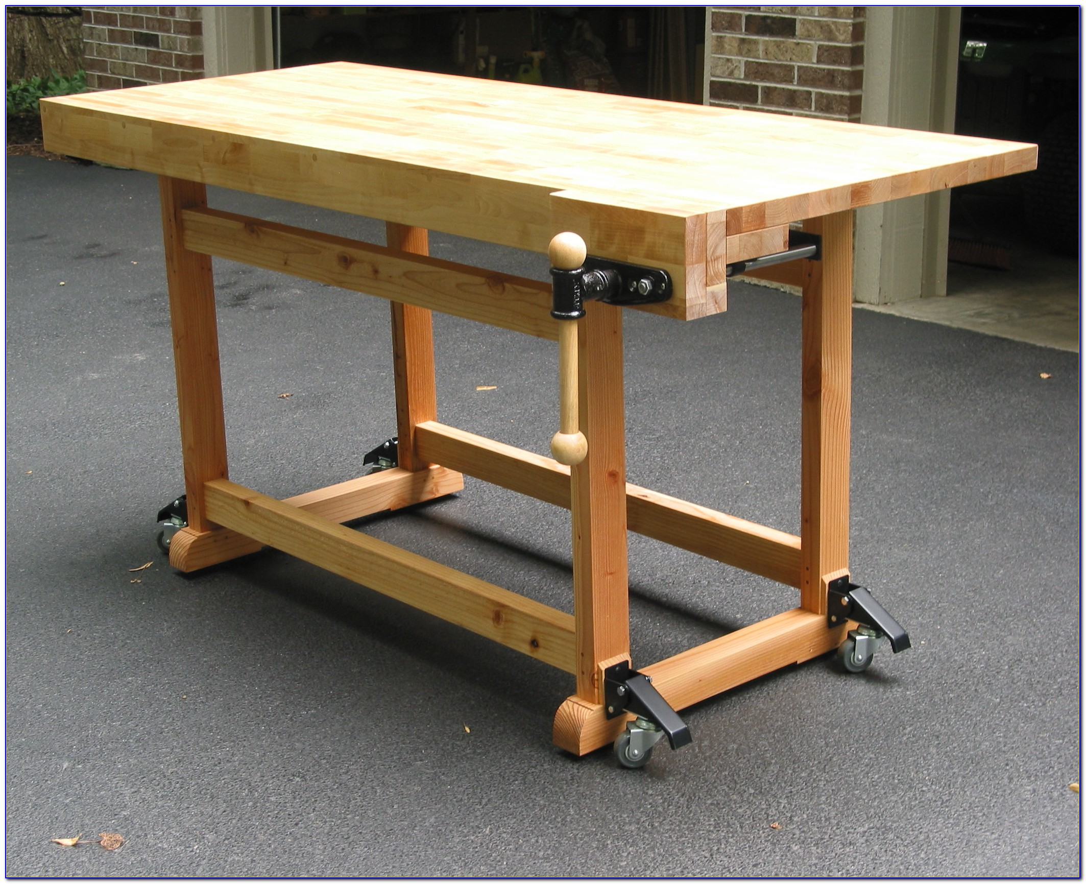 Building A Workbench Top