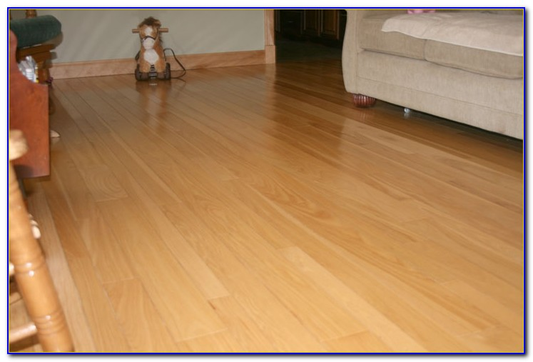 Butcher Block Countertop From Hardwood Flooring