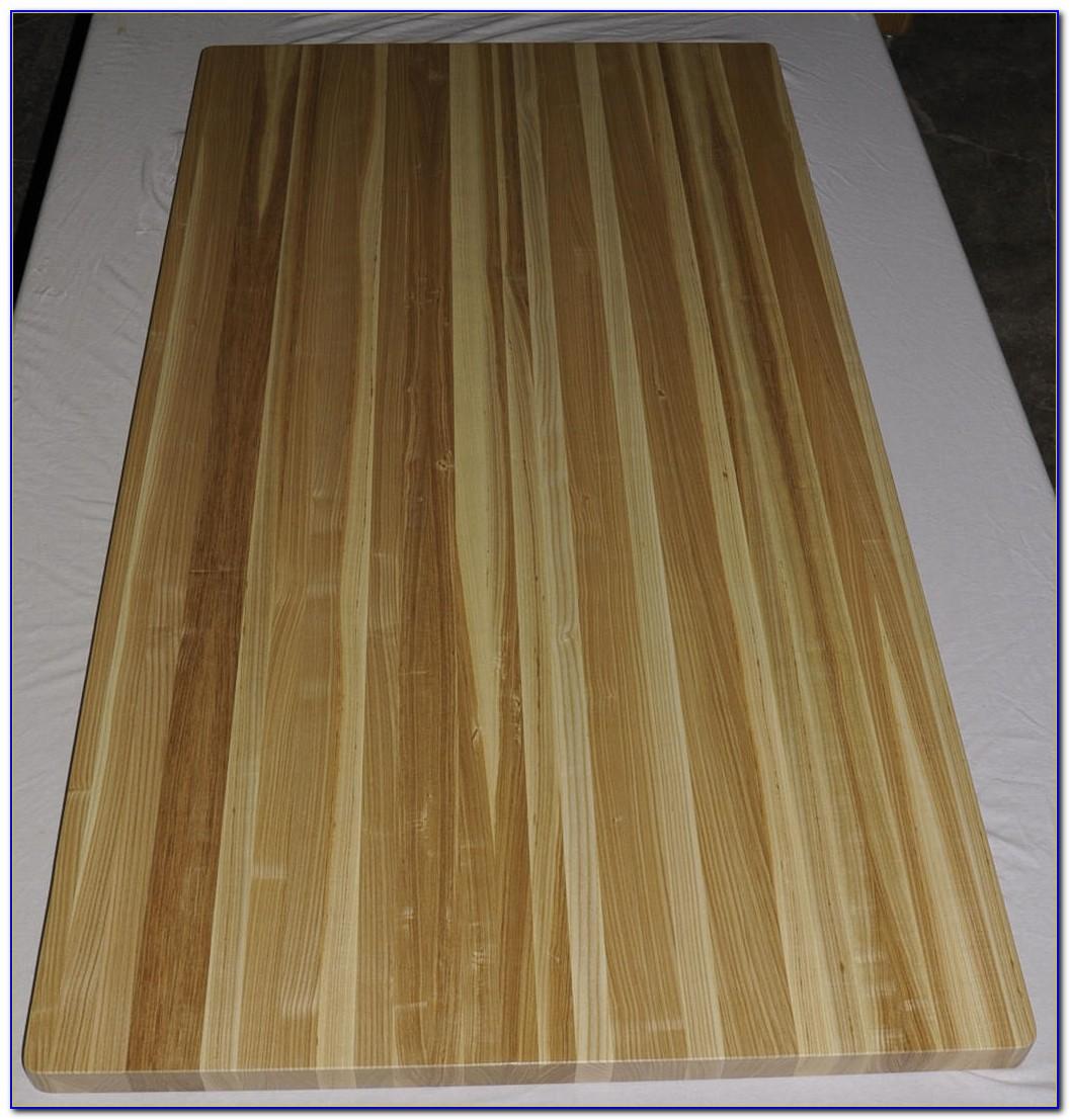 Butcher Block Wood Floors