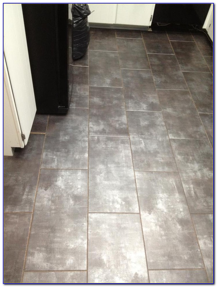 Can You Grout Vinyl Floor Tiles