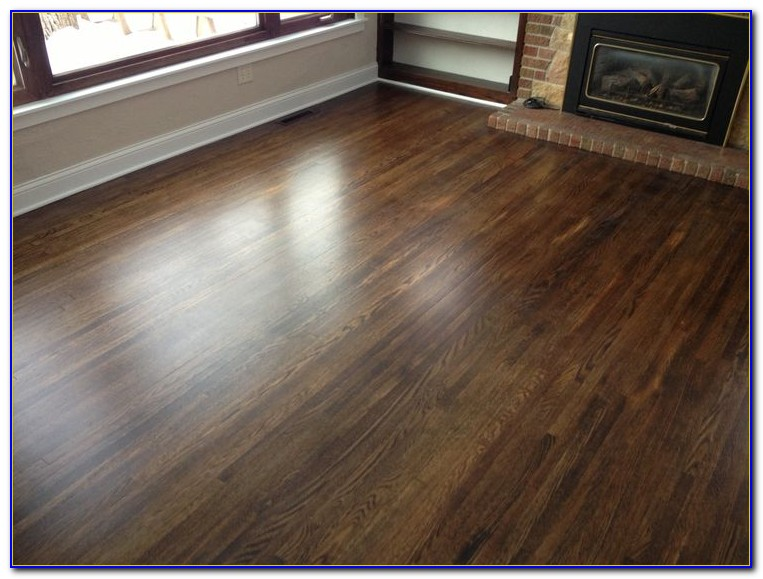 Can You Sand And Stain Hardwood Floors