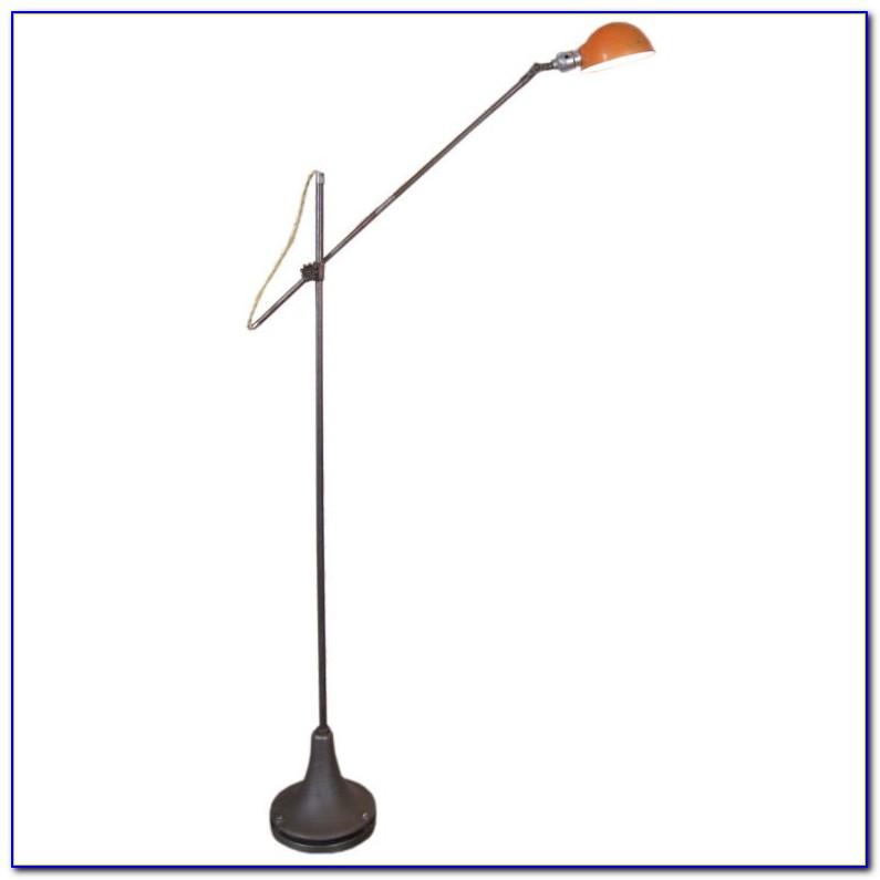 Cast Iron Floor Lamp Base