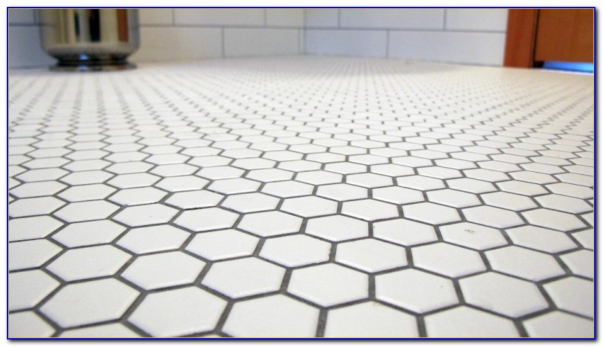Ceramic Hexagon Floor Tile