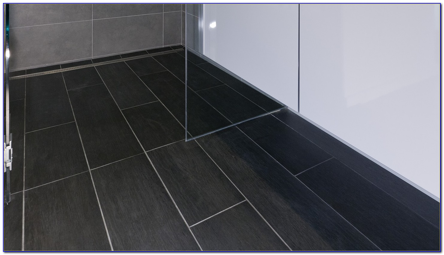 Ceramic Tile Or Vinyl Plank Flooring