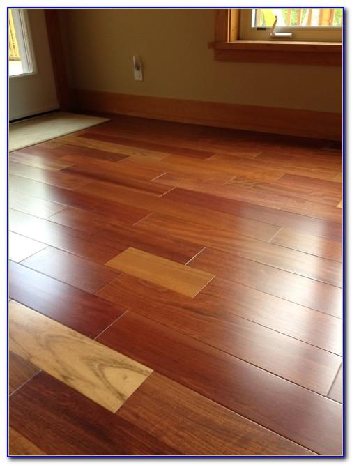 Cleaning Factory Finished Hardwood Floors