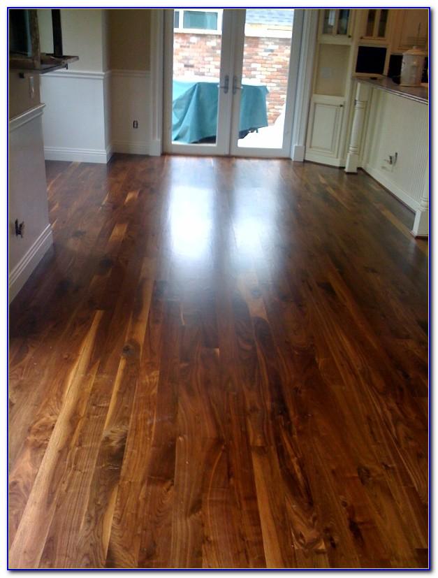 Cleaning Swedish Finish Hardwood Floors