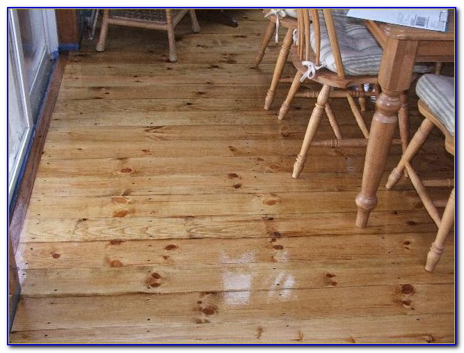 Clear Epoxy Finish For Wood Floors