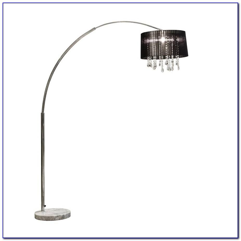 Coaster Polycrystal Arc Floor Lamp