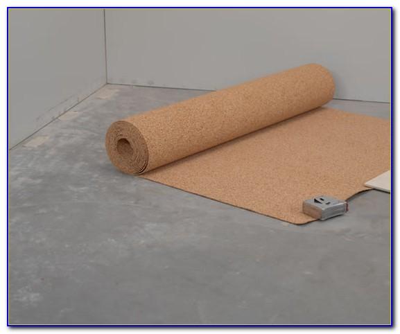 Cork Underlay For Laminate Flooring
