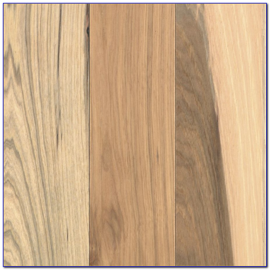 Country Natural Hickory Flooring